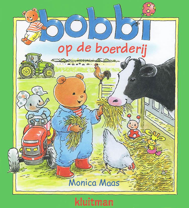 Bobbi Kinderboeken Vrolijke Boeken Voor Peuters