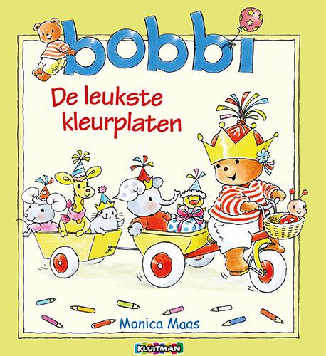 Bobbi. De leukste kleurplaten Kleurboek