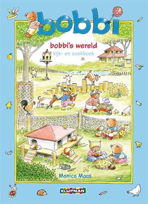 Bobbi's wereld. Kijk- en zoekboek