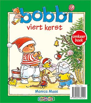 Bobbi omkeerboek Sint en Kerst