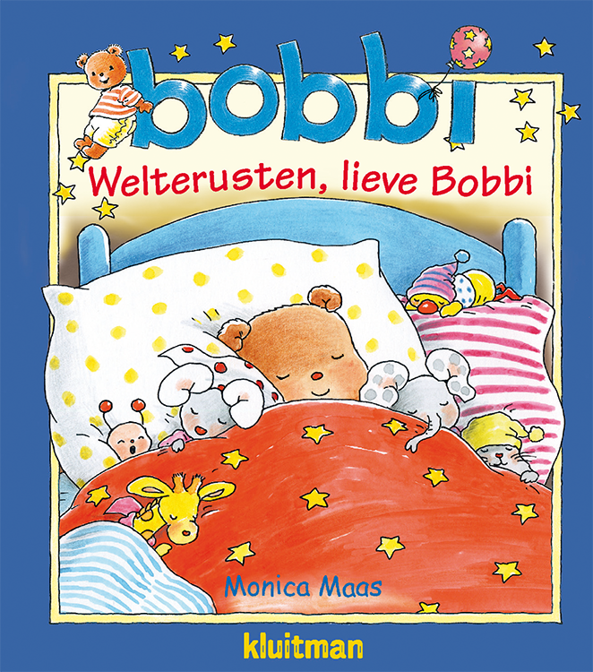 Bobbi Welterusten, lieve Bobbi - Monica Maas - cover