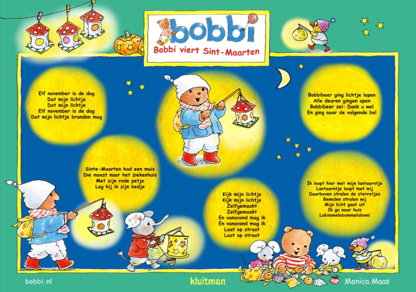Bobbi Sint Maarten poster
